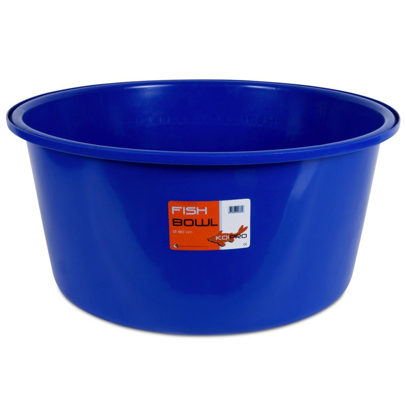 Koi kontrollwanne 80 cm rund blau bowl wanne becken for Koi 80 cm te koop