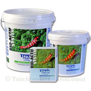 Tropic Marin® BIO-ACTIF Meersalz - Bioaktives Aquarium Salz