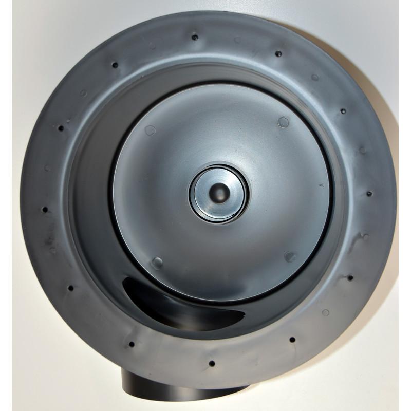 bodenablauf 110 mm schwere ausf hrung mit domdeckel f r folie gfk 19 50. Black Bedroom Furniture Sets. Home Design Ideas