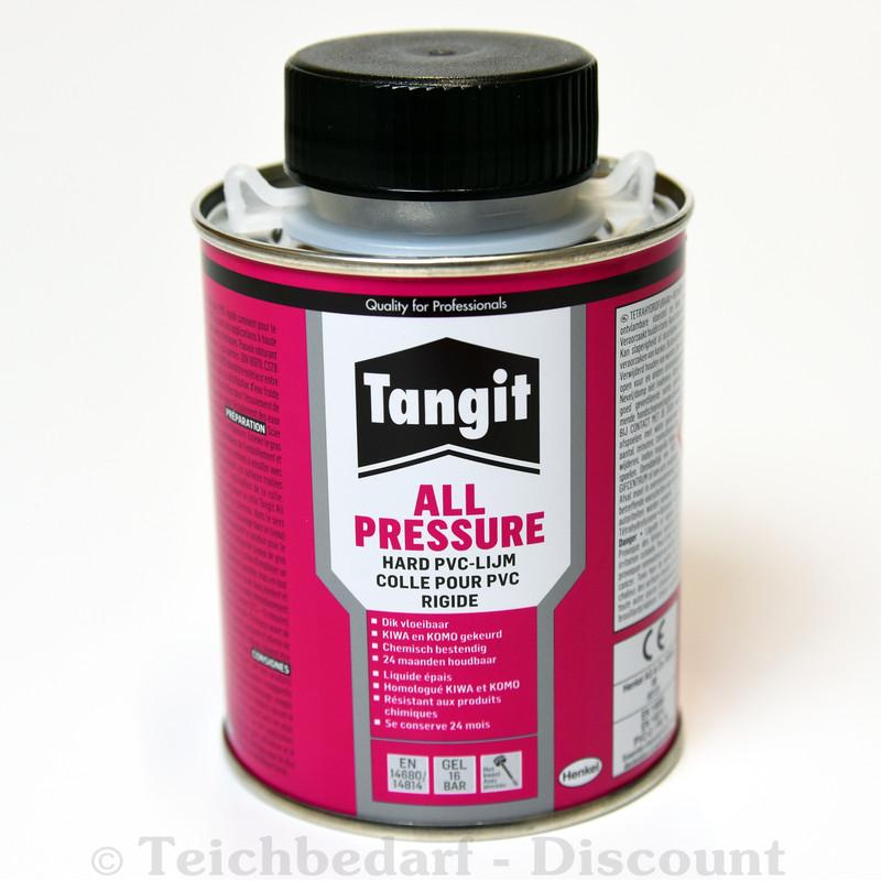 tangit pvc kleber all pressure hart pvc wasserfest 250 ml und 500 ml. Black Bedroom Furniture Sets. Home Design Ideas