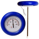 Teich u. Pool Thermometer Modell Rettungsring Schwimmring...