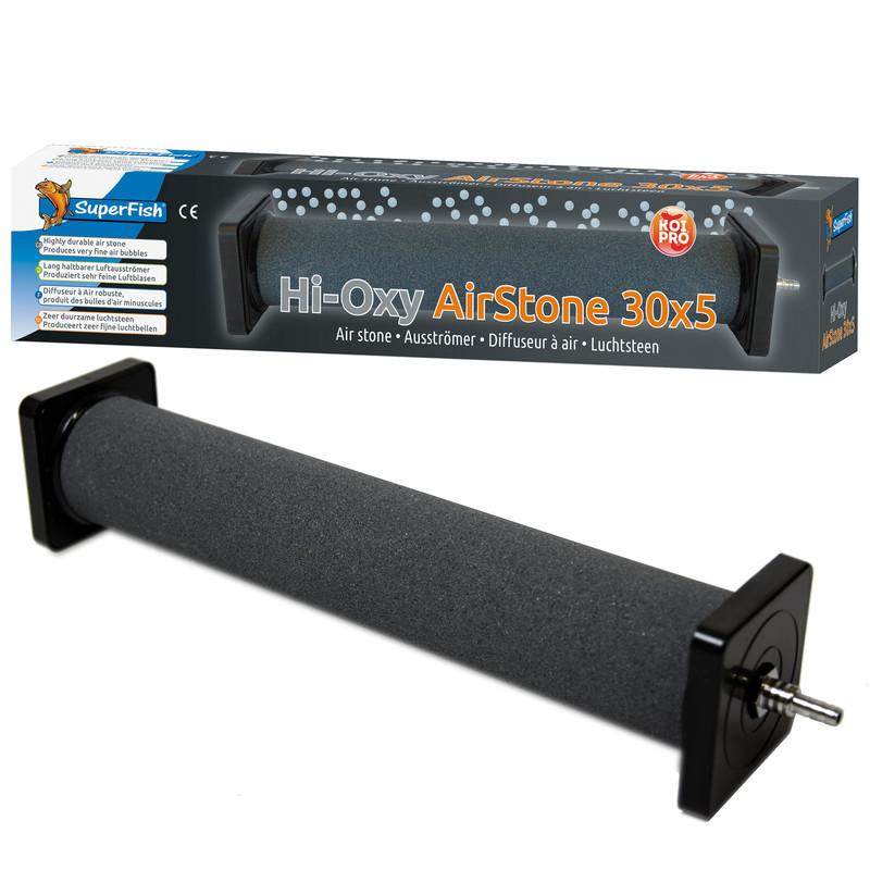Hi oxygen koi airstone ausstr mer teich filter sauerstoff for Koi teich sauerstoff