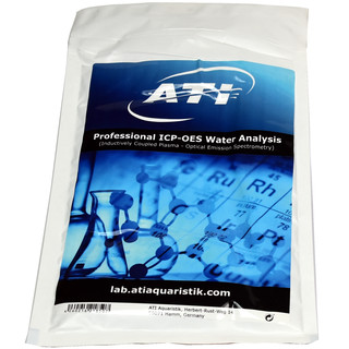 ATI ICP OES Wasseranalyse Water Analysis Wassertest Meerwasser Aquarium - 3er SET